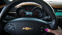 2014 Chevrolet Impala with MyLink infotainment system 27.11.2012