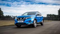 Genève 2017 - Le Nissan Qashqai se modernise