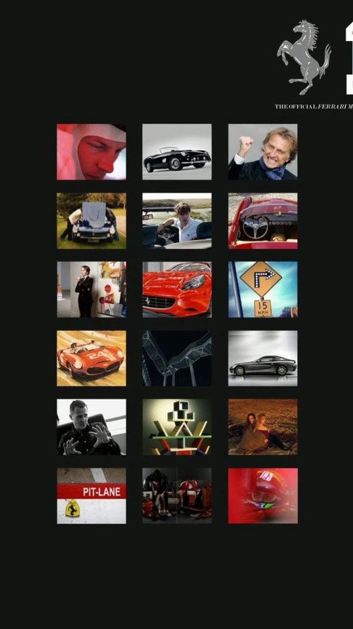 Official Ferrari Magazine cover