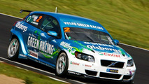 Volvo Enters WTCC with C30 Green Racer