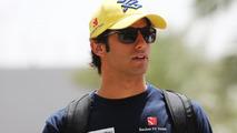 Nasr says no Sauber upgrades yet