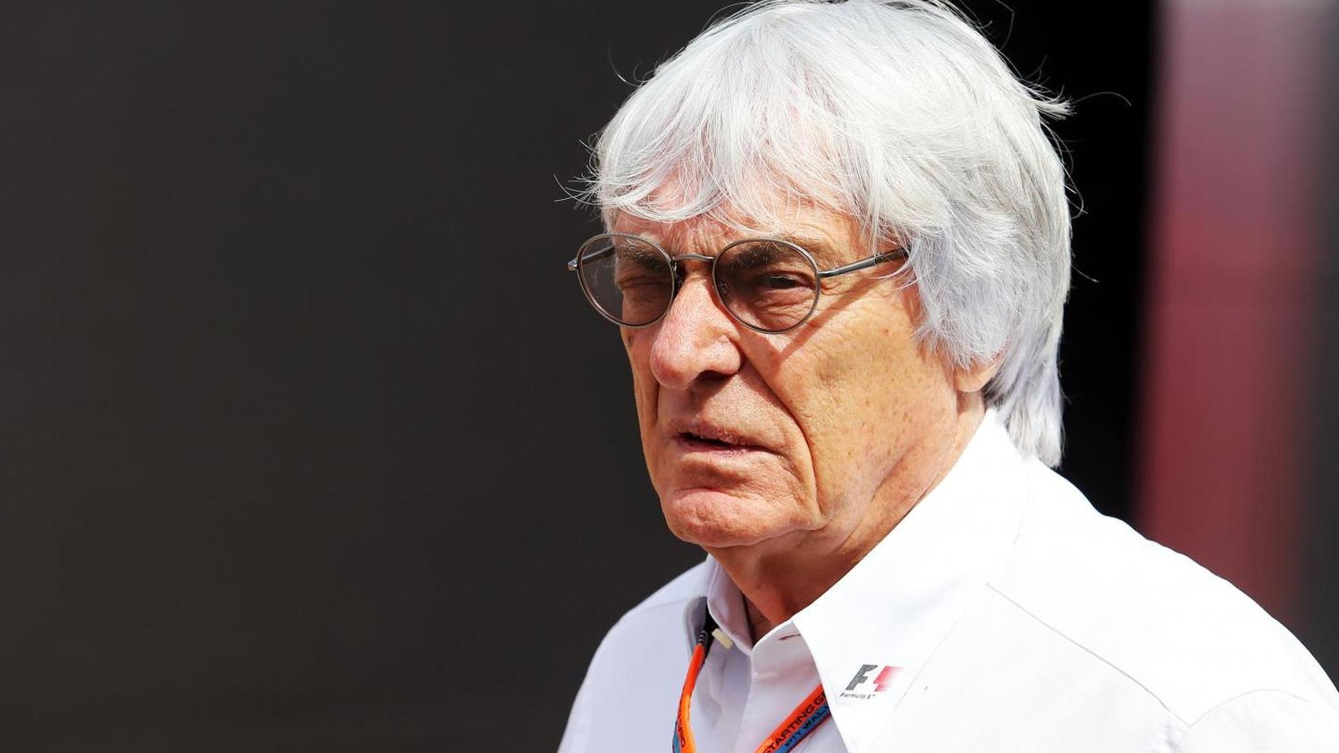 Ecclestone still pushing for 'power unit' axe