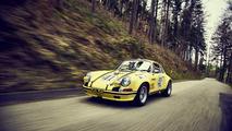 Porsche restores Le Mans-winning 911 2.5 S/T