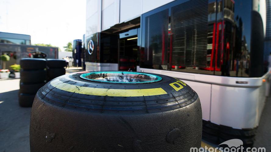Formula 1 approves Pirelli test plan
