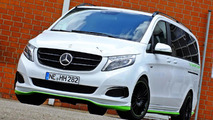 Hartmann Tuning extracts 224 PS from Mercedes-Benz V250
