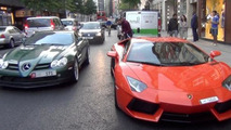 London to criminalize supercar engine revving and loud music