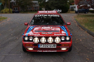 Sideways for Days: This Lancia Delta Integrale is a U.S. Rarity
