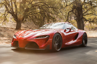 Toyota Confirms FT-1 is New Supra?