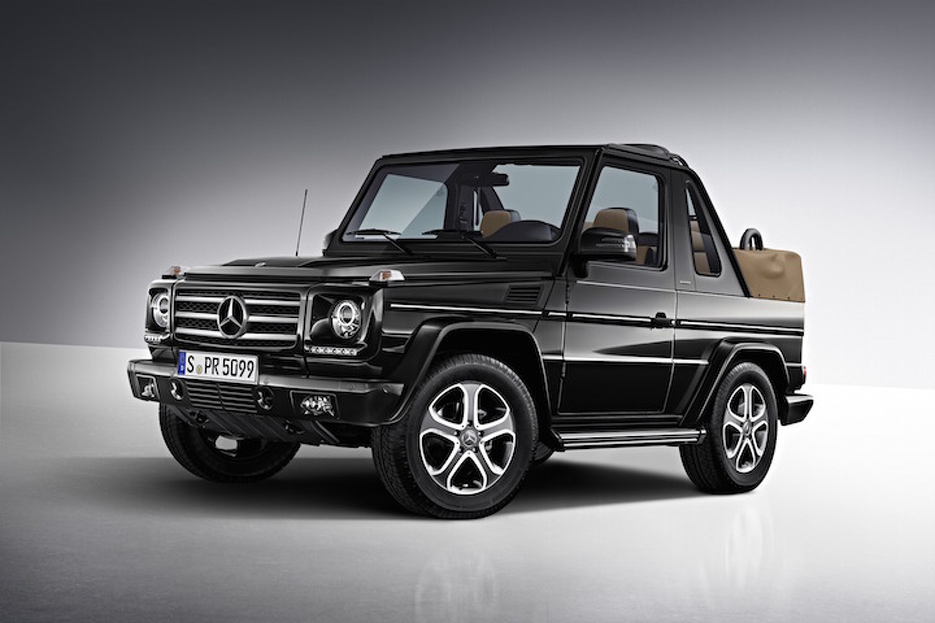Mercedes Thinks Another Convertible SUV is a Good Idea
