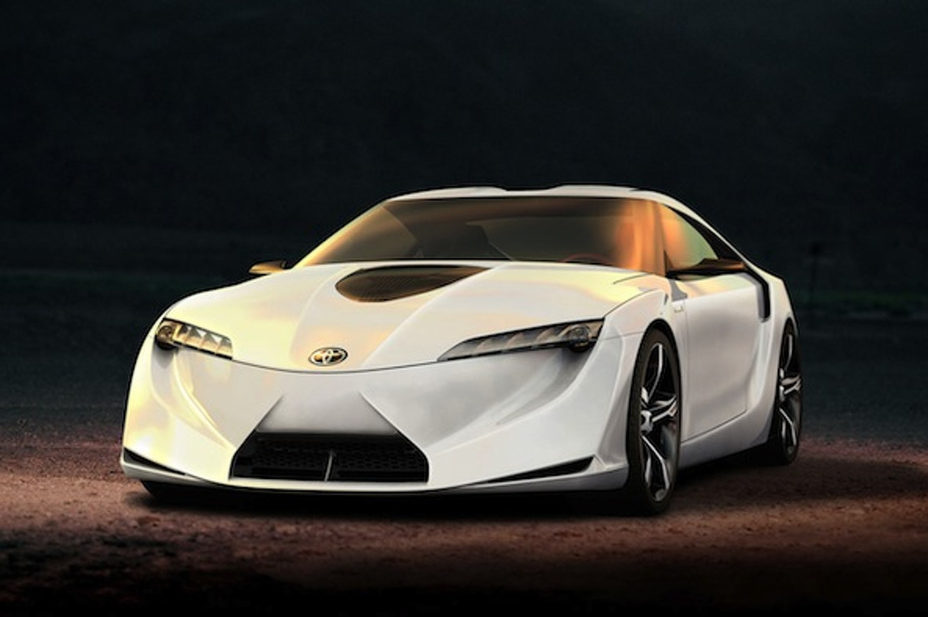 Toyota Supra, Lexus LF-LC Could Share Same Platform
