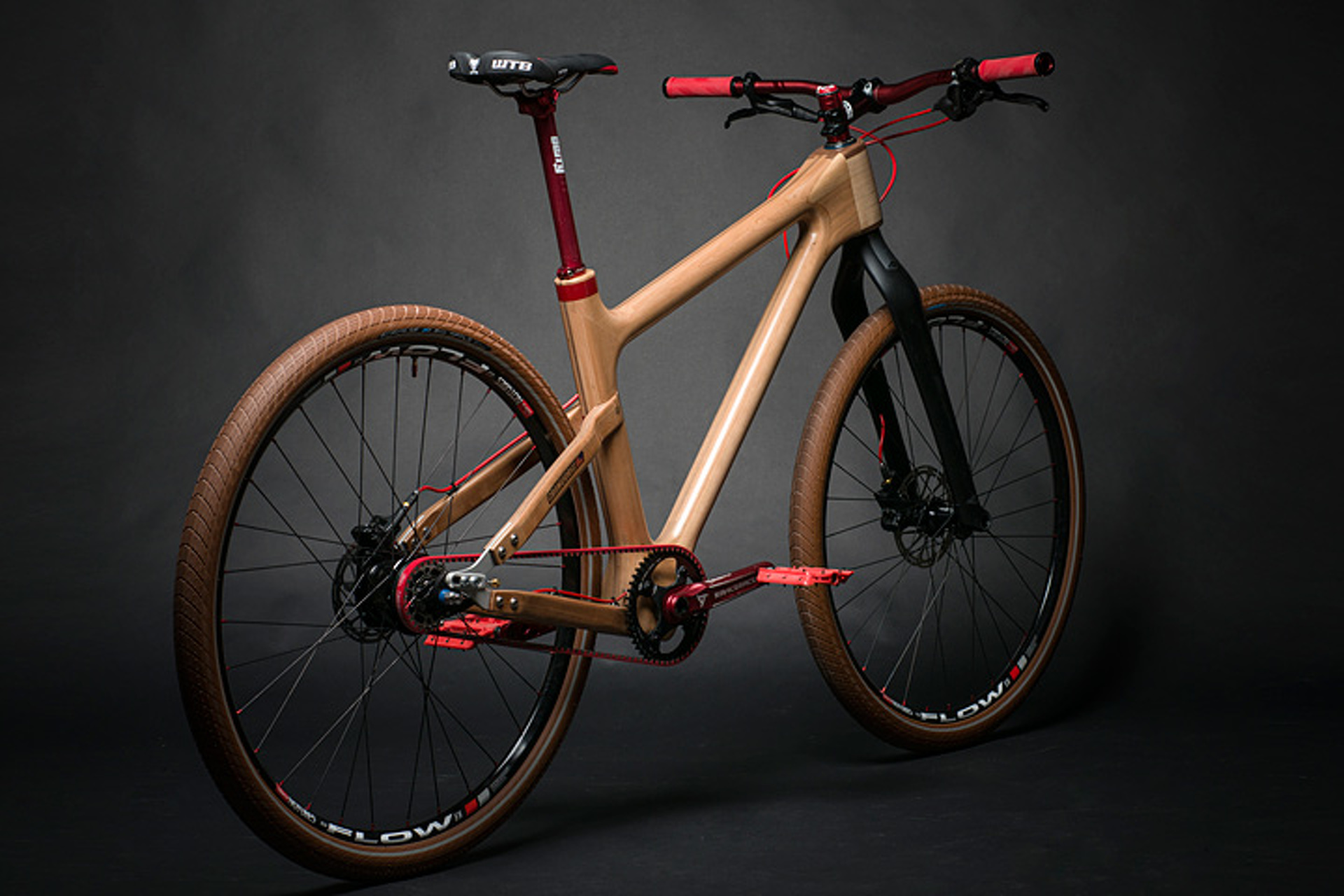 This Grainworks Bicycle Breaks the Mold — It's Made of Wood