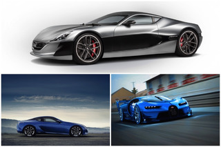 7 Supercars Debuting in Geneva With Hybrid or Electric Powertrains