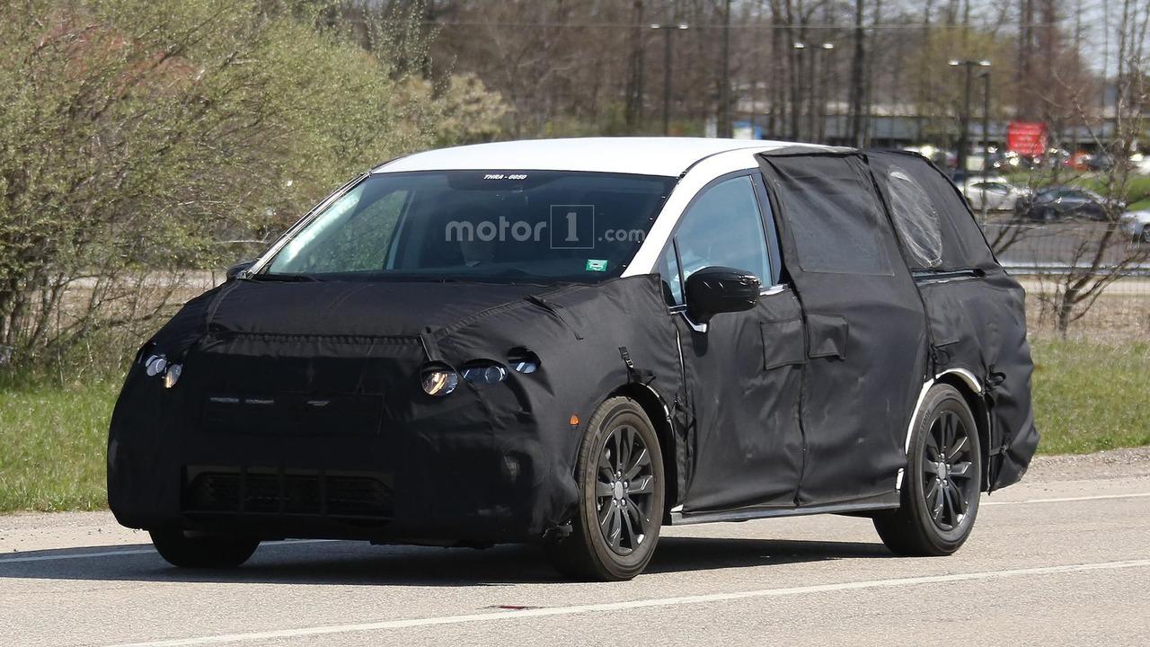 New 2016 Honda Odyssey | Car Interior Design