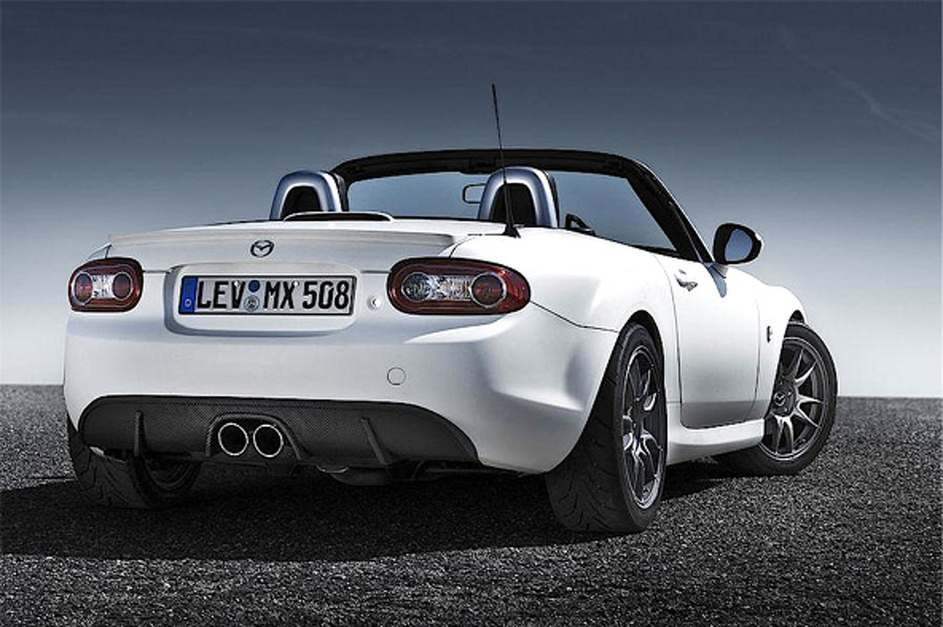 Unveiled: The Mazda MX-5 Yusho is Supercharged Fun