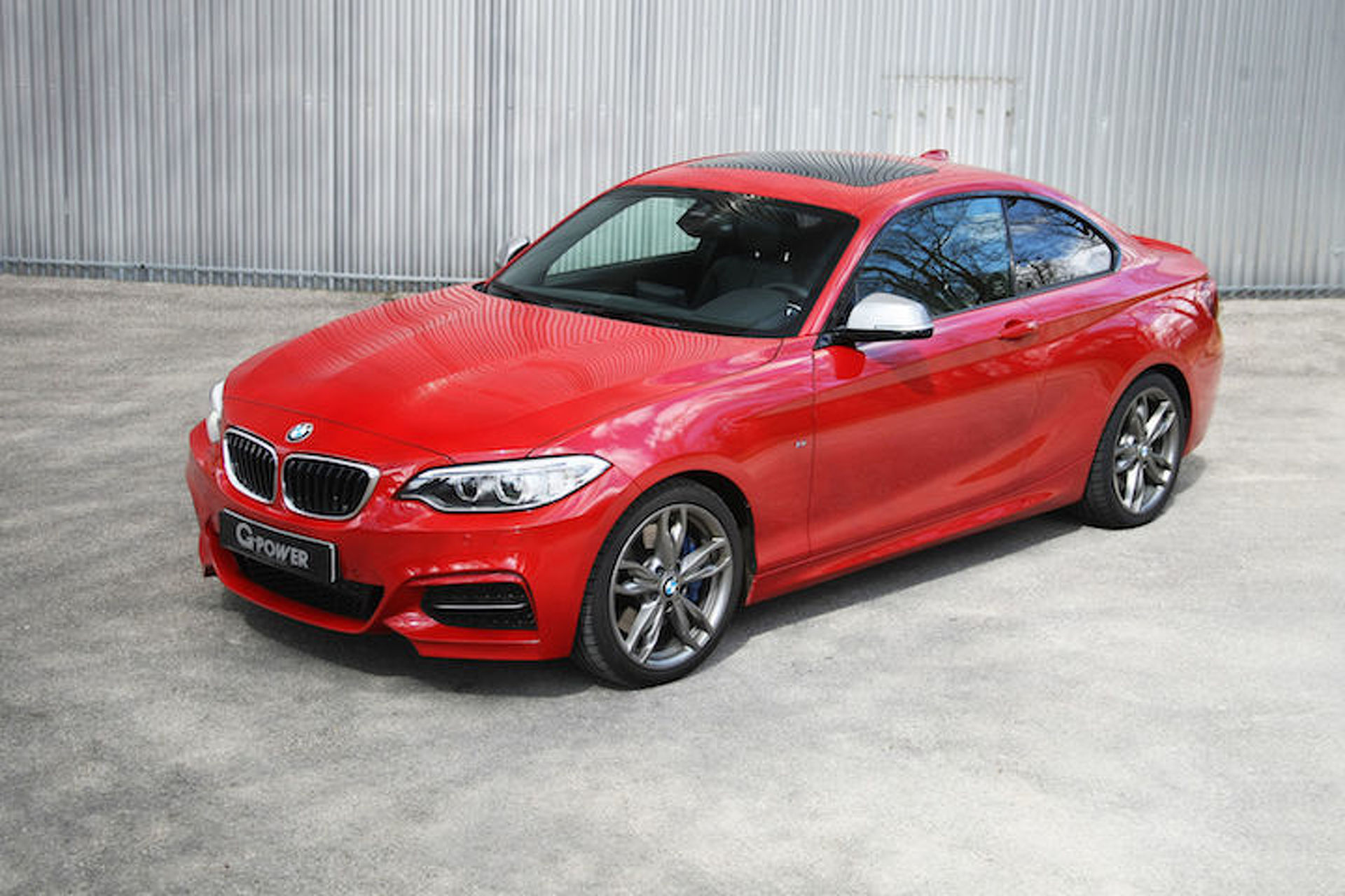 This Unsuspecting BMW 2 Series Has More Power Than Some Sports Cars