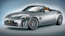 COBRA N+ Sport Concept for the new Nissan 350Z Roadster