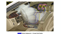 GM Unveils Industry-First Dual Depth Frontal Air Bag