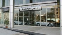 Audi Opens India's Largest Luxury Car Showroom