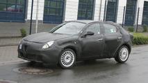 Alfa Romeo Milano Prototype
