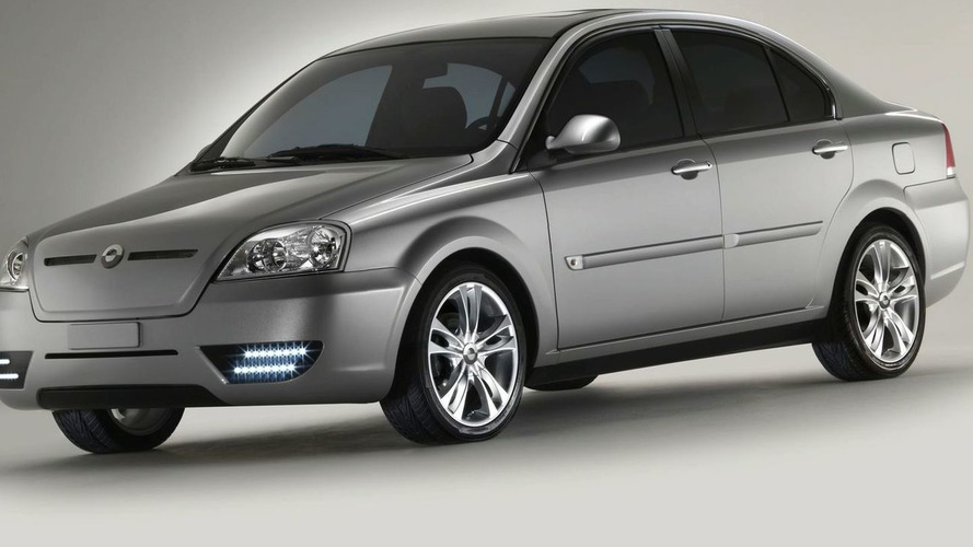 Coda EV Revealed - Set for California Launch in 2010