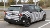 2012 Mercedes B-Class spy photo - 10.29.10