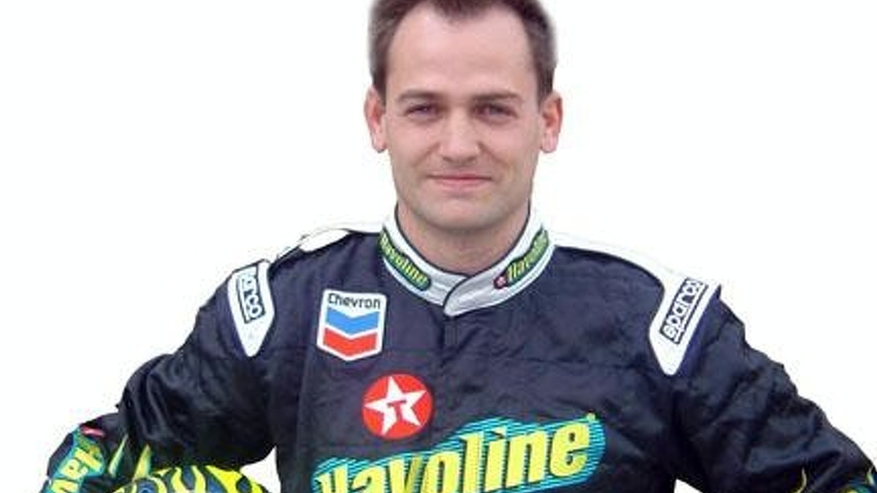Ben Collins - the Stig