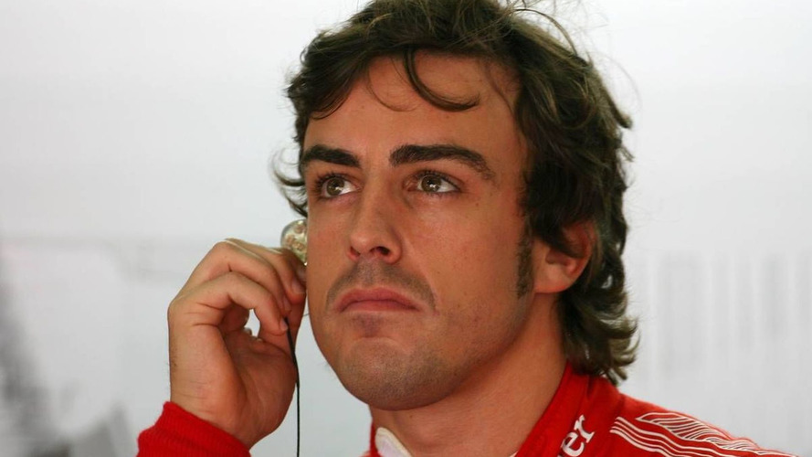 Alonso not worried about running out of engines