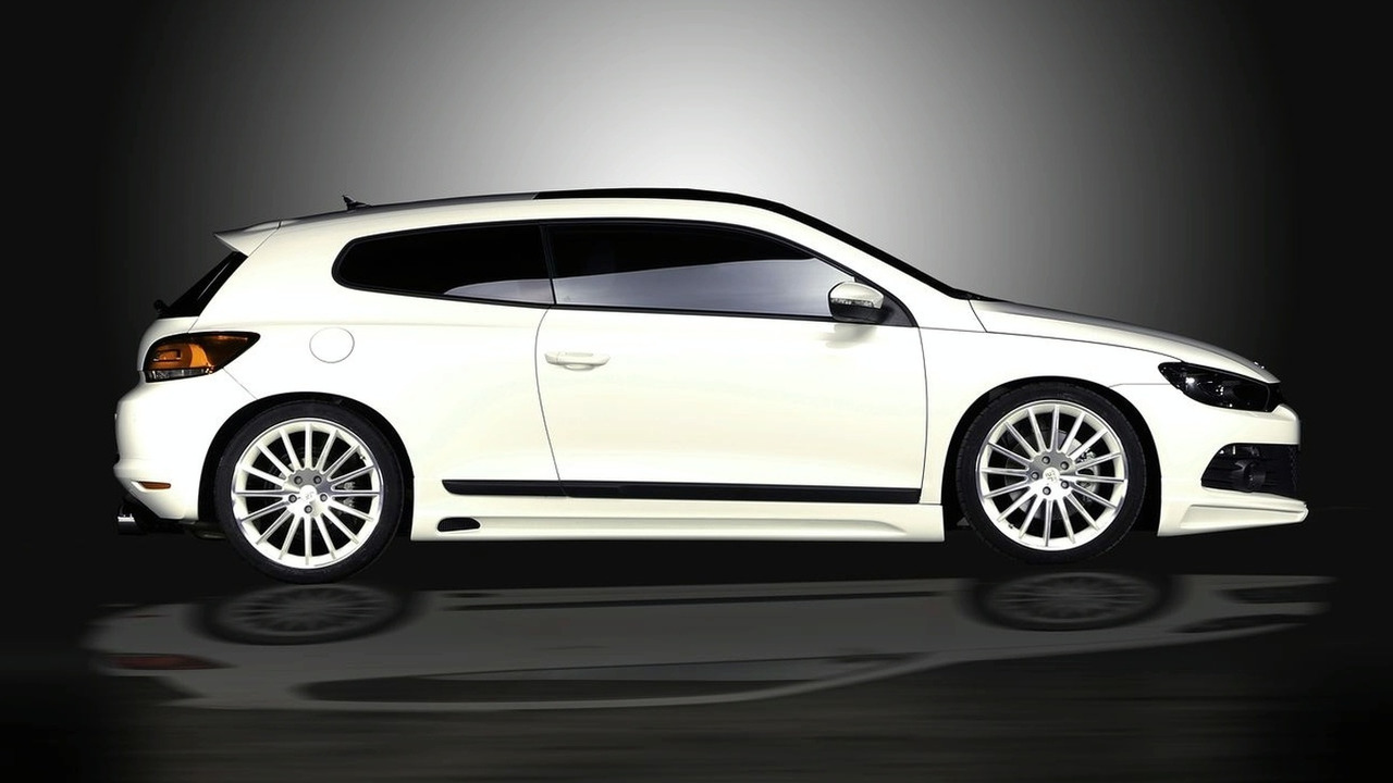 VW Scirocco by JE Design
