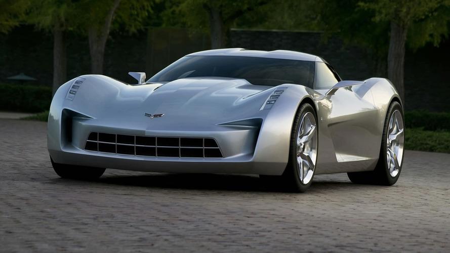 Next Generation Corvette C7 to Arrive in 2012 - report