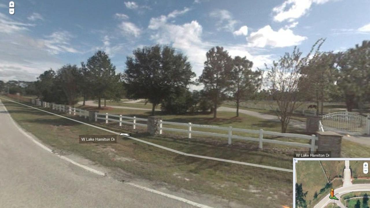 racetrack driveway Lakeland Florida
