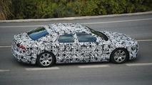 2011 Audi A8 Full Body Prototype Spy Photos