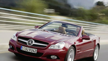 Official: Mercedes SL Facelift Revealed