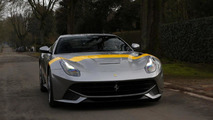 Ferrari reveals F12 Berlinetta Tour de France 64 during Dream Cars Show in Brussels