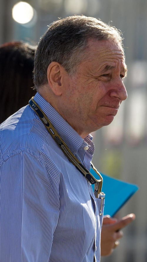 Streiff apologises to Todt for Bianchi comments