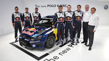 2015 Volkswagen Polo WRC