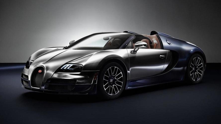 Bugatti Veyron Ettore Bugatti special edition revealed