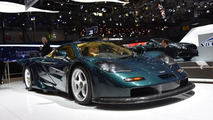 F1 GT shows the roots of McLaren in Geneva