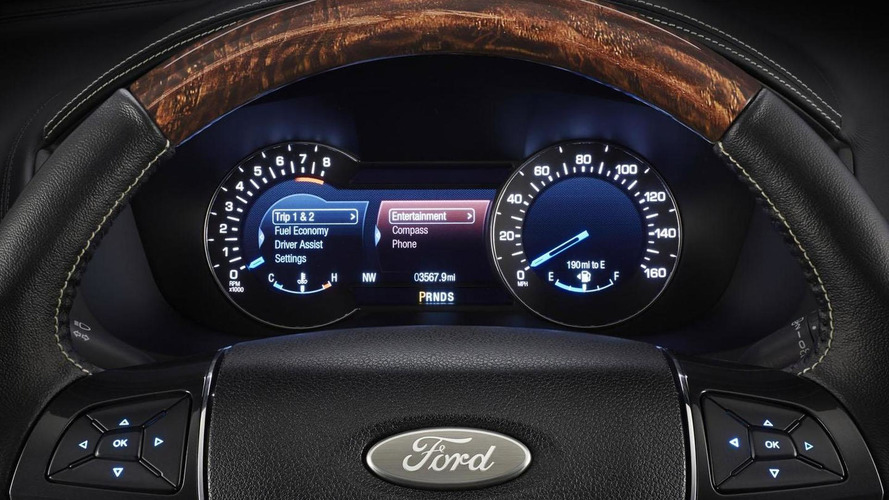 2016 Ford Explorer revealed in Los Angeles  [videos]