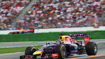 Vettel admits new fuel gave no boost in Germany