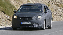 2016 Suzuki Baleno spy photo