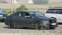 SPY PHOTOS: New Mercedes C-Class Latest Photos