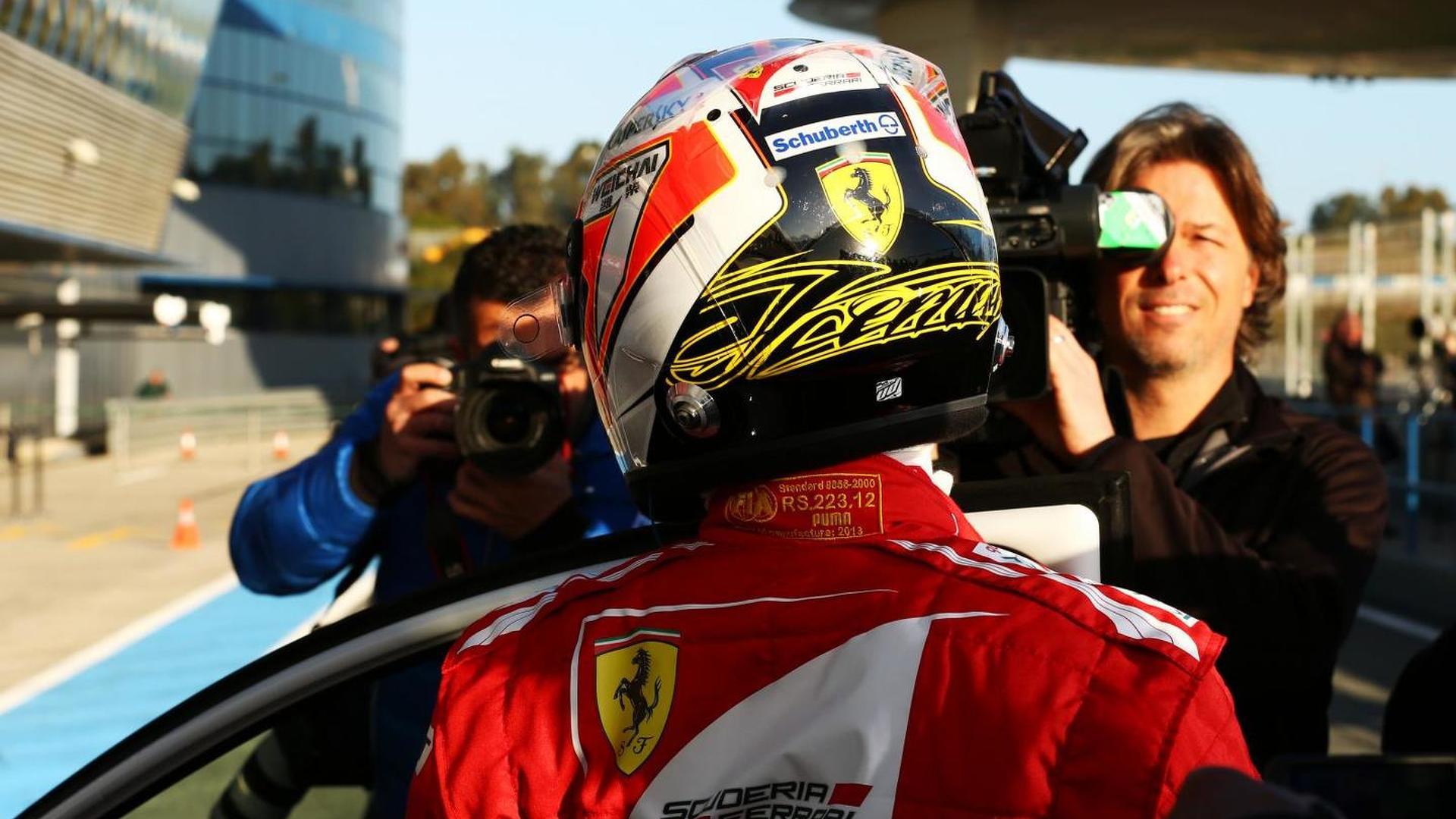 Back 'ok' after Bahrain crash - Raikkonen