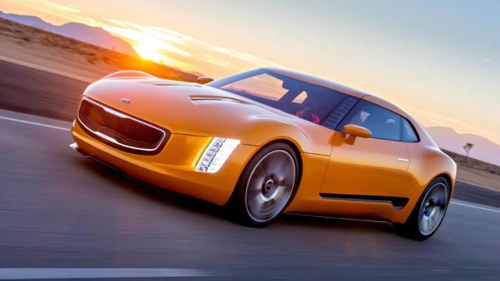 Kia GT4 Stinger designer hints at a possible production variant - report