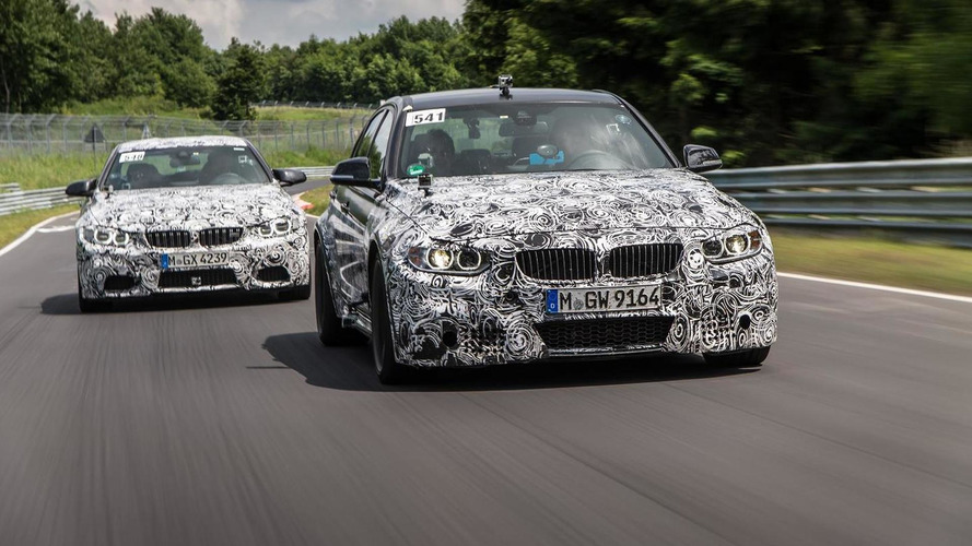 2014 BMW M3 Sedan and M4 Coupe confirmed with 430 HP