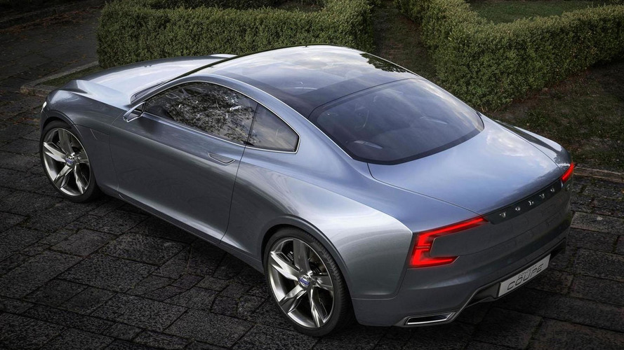 Volvo C40 and C60 trademark application could hint at new coupes