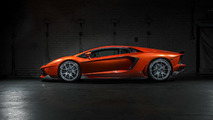 Vorsteiner shows off its Lamborghini Aventador-V LP-740