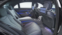 Transeco introduces their armored Mercedes S-Class