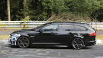 2014 Jaguar XFR-S Sportbrake spy photo 26.07.2013