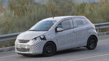 2015 Peugeot 108 spied undergoing testing