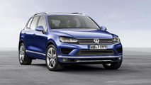 Volkswagen Touareg Hybrid dropped in the U.S.